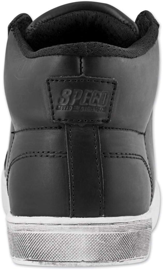 Soul Shaker Black Moto Shoes 884357