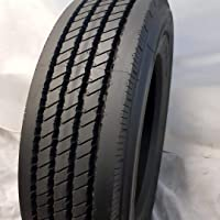 (1-TIRE) 245/70R19.5 M/16 NEW ROAD CREW STEER TIRES 16 PLY 24570195