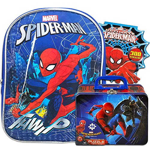 Marvel Spiderman Preschool Backpack Toddler (11