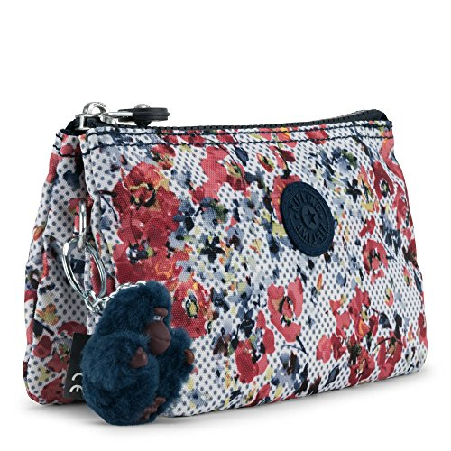Creativity Pouch Large Busy Blossoms Women's Kipling 5qHYpp
