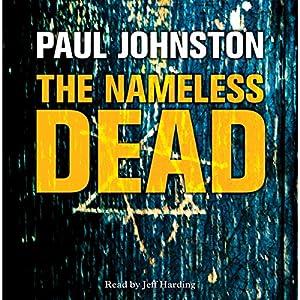The Nameless Dead Audiobook