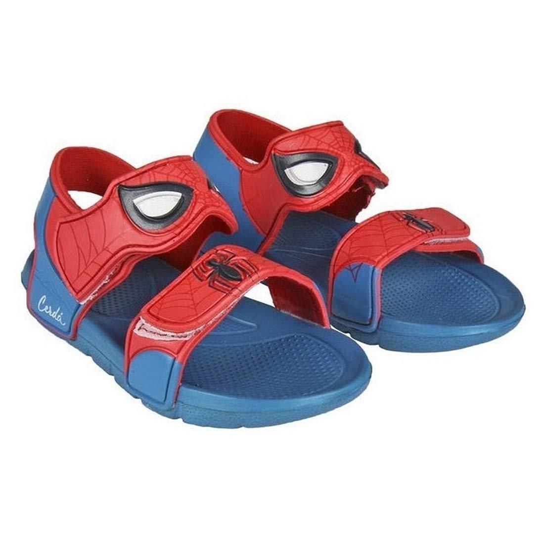 SANDALIAS Playa Spiderman 28//29