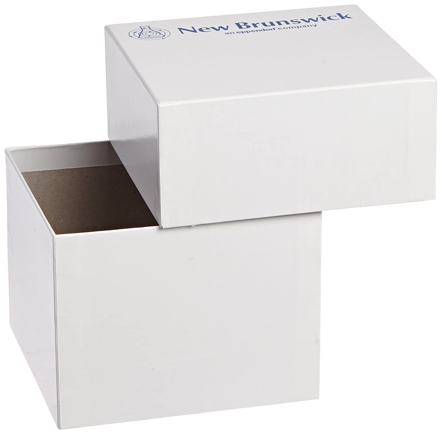 "Eppendorf B95-SQ Innova Ultra-low Temperature Laboratory Freezer Box, 4"" Height, 6 Boxes/Rack"