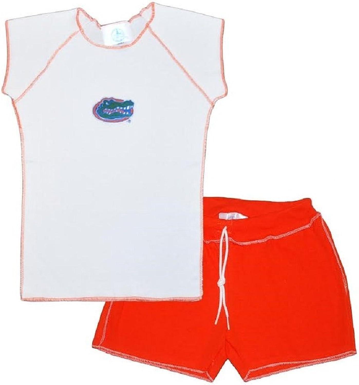 - Light Pink Size Medium Florida Gators Girls Spaghetti Top 7