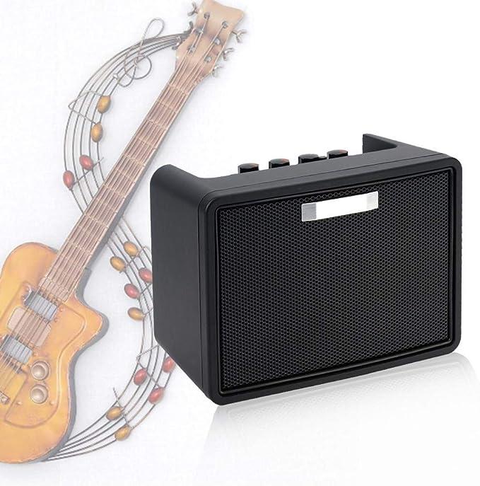 Mini AMP, Sonido de Altavoz portátil de Calidad para Guitarra ...
