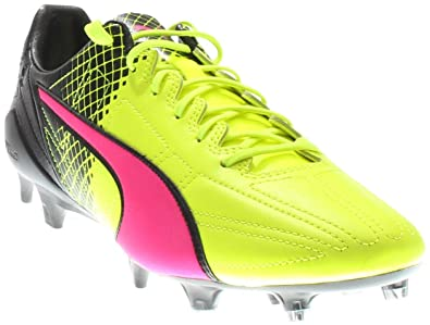 63c4759b49f EVOSPEED SL II Leather Tricks FG Soccer Cleat (Sz. 7.5) Pink