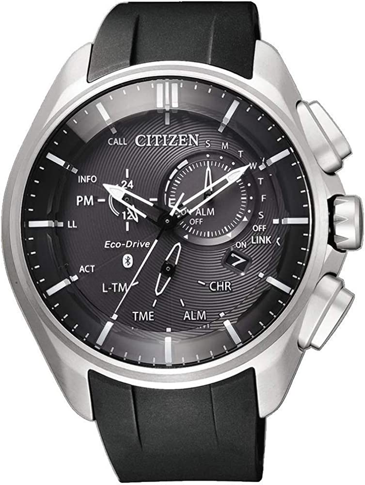Citizen Reloj Eco Drive Hombre W770 Bluetooth Watch