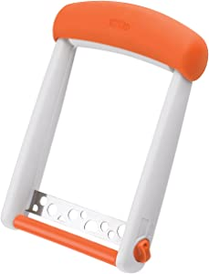 "Chef'n 103-130-008 Slicester Cheese Slicer, 4.75"" x 6.5"" x 1"", Orange"