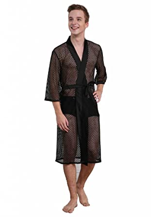 Mens sexy robes