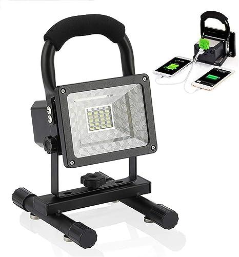 Amazon.com: Vaincre 15W 24LED proyector exterior lá ...
