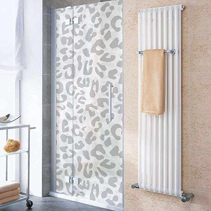 Tang - Película autoadhesiva para Ventana de Puerta corredera (Impermeable, 68 x 90 cm), estilo2, 58 * 180CM: Amazon.es: Hogar