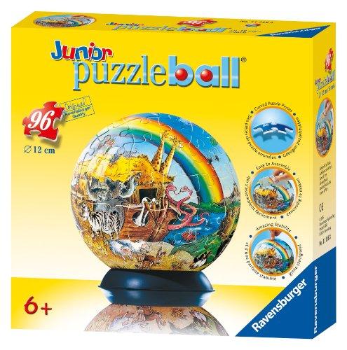 Noahs Ark Jigsaw Book - Ravensburger Noah's Ark - 96 Piece puzzleball