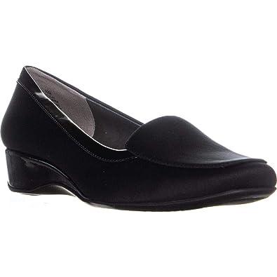 ea89eb03e16 Bandolino Women s Lilas Black Black Fabric 6 ...