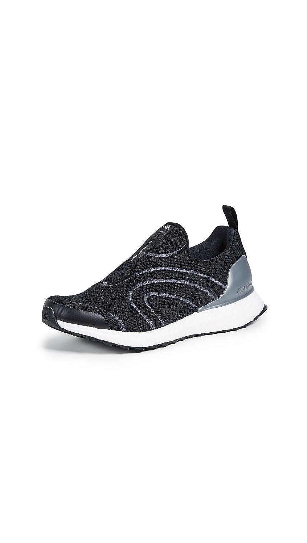 adidas by Stella McCartney Women's Ultraboost Uncaged Sneakers B079GXV9NH 4 M UK|Black/Metallic/Eggshell Grey