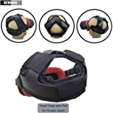 Head Strap Pad & Headband Gravity Pressure Reducing Head Pad Cushion for Oculus Quest Headset Accessories with Comfortable PU Leather Surface & Soft Foam Pad