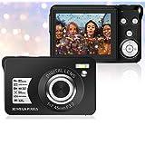 Digital Camera 30MP Camera 2.7 Inch TFT LCD with 8X Digital Zoom Vlogging Camera Video Camera Compact and Portable…