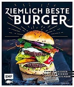 Wie macht man den perfekten hamburger