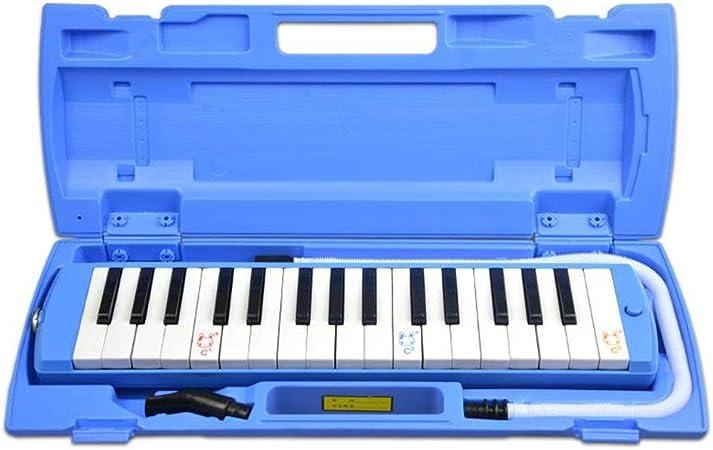 Melódica Hohner Kids Musical Melodica Toys 32 llaves con estuche portátil Juegos de tubos Instrumento de regalo para los amantes de la música Principiantes Air Piano Teclado para Principiantes Niños A: Amazon.es: