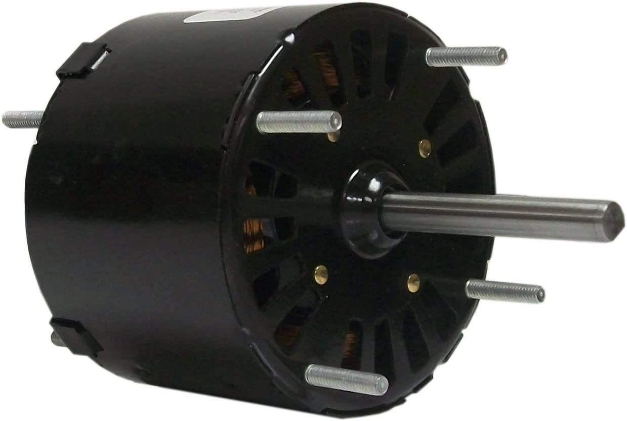 Fasco D120 3.3-Inch General Purpose Motor, 1/70 HP, 115 Volts, 1500 RPM, 1 Speed.7 Amps, OAO Enclosure, CWSE Rotation, Sleeve Bearing
