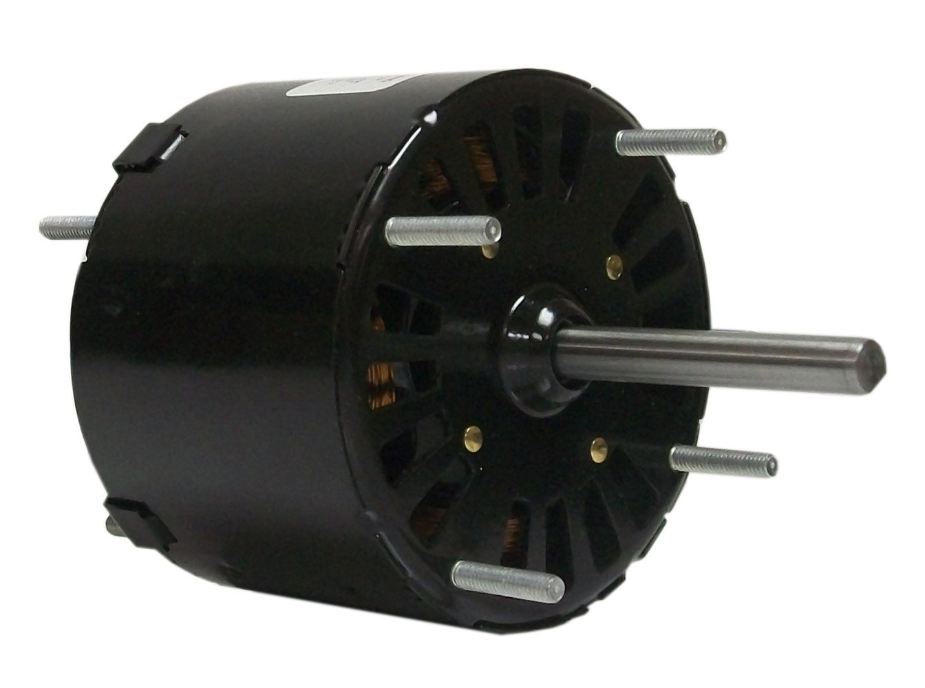 Fasco D121 3.3-Inch General Purpose Motor, 1/70 HP, 115 Volts, 1500 RPM, 1 Speed.7 Amps, OAO Enclosure, CCWSE Rotation, Sleeve Bearing