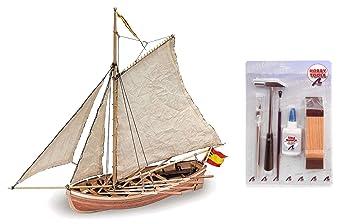 Artesania Latina 18010. Maqueta de barco en madera. Lancha ...