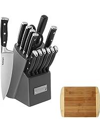 Amazon Com Knife Block Sets Home Amp Kitchen
