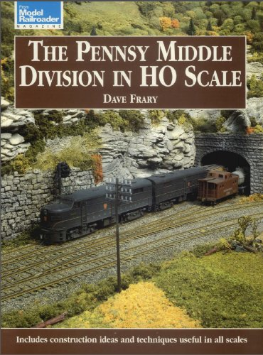 The Pennsy Middle Division in HO - Pennsylvania Pennsy Prr Railroad