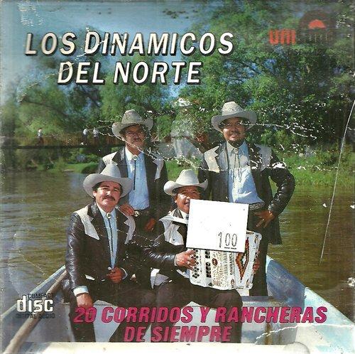 Price comparison product image 20 Corridos by Dinamicos Del Norte