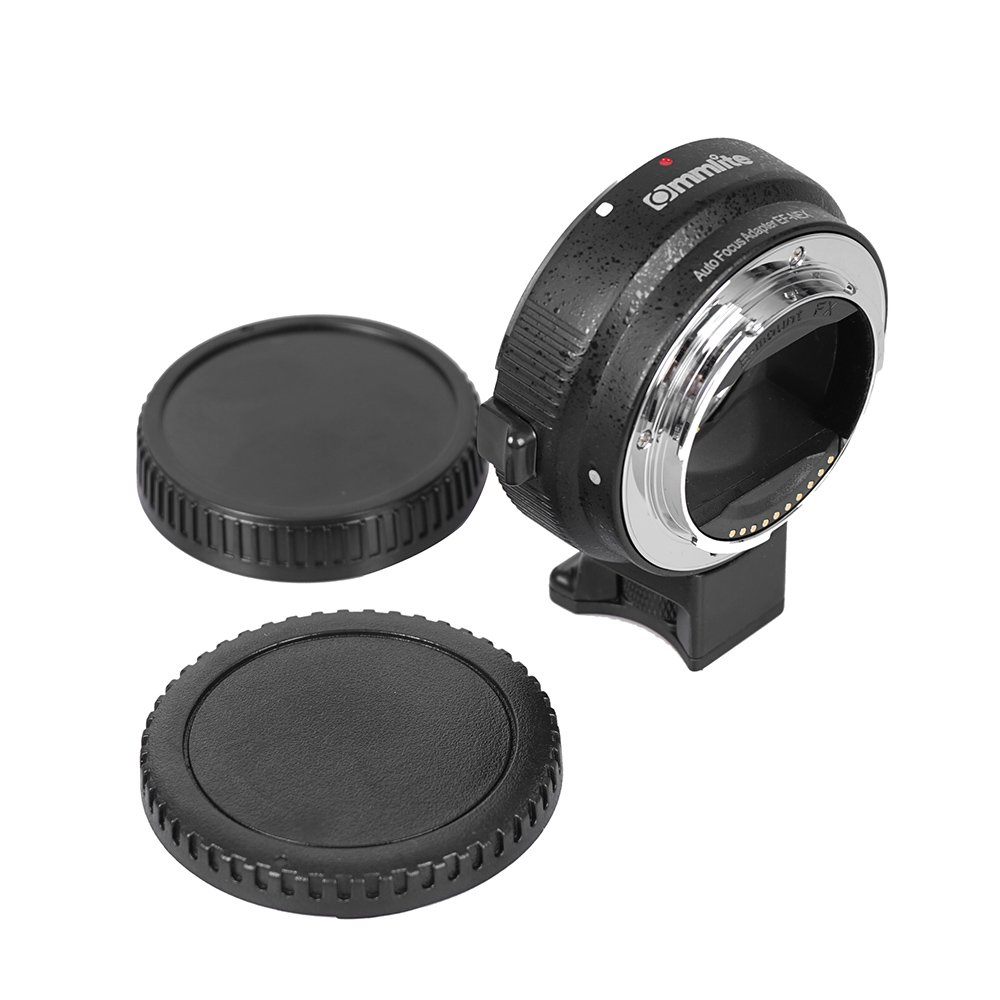 Commlite Auto-focus Mount Adapter EF-NEX for Canon EF/EF-S