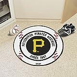 Custom Made - 6496 - MLB - Pittsburgh Pirates Baseball Mat