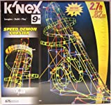 K'nex Speed Demon Roller Coaster