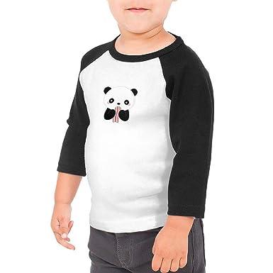 Yimo French Bulldog Unisex Toddler Baseball Jersey Contrast 3//4 Sleeves Tee