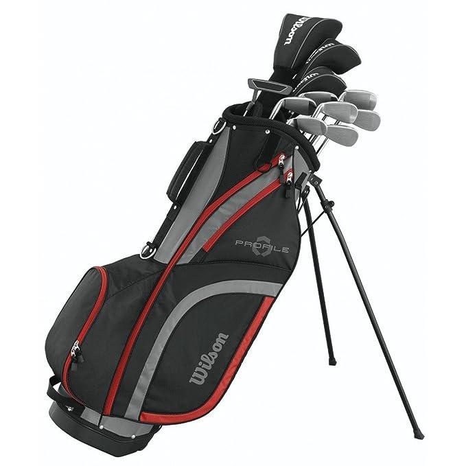 Wilson Profile XLS - Conjunto completo de palos de golf para ...