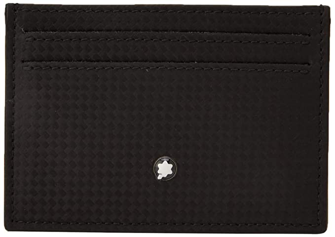 nuovo concetto 29c27 57b5d Montblanc extreme, porta carte di credito: Amazon.it ...
