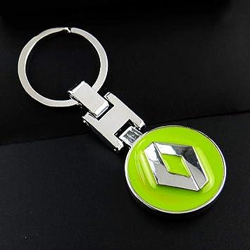 JINYIJUN Llavero con Logotipo de Coche Creativo, Colgante de ...