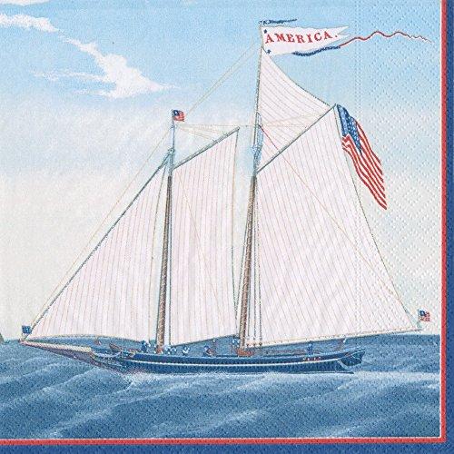 entertaining-with-caspari-maritime-paper-cocktail-napkins-pack-of-20