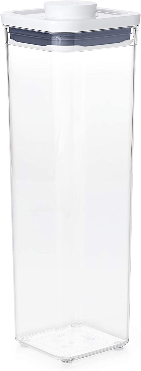 NEW OXO Good Grips POP Container – Airtight Food Storage – 2.2 Qt for Spaghetti and More