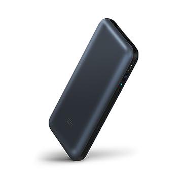 ZMI Batería y concentrador USB de Respaldo para Macbook/Macbook Pro/Pixelbook / Nintendo Switch/Pixel / iPhone 8 Paquete de batería Externa de Carga ...