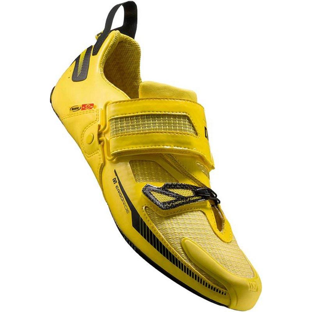 Mavic Tri Helium Road Shoe 12.5 Yellow