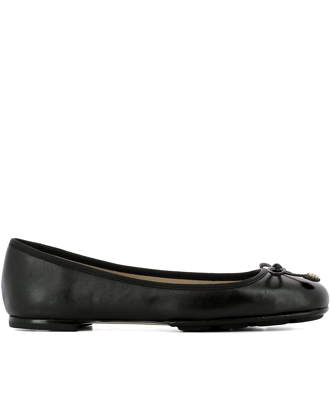 - Tory Burch Luxury Fashion Damen 36834001 Schwarz Ballerinas     Jahreszeit Permanent b19