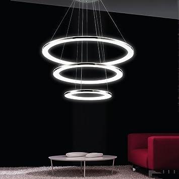 Lámpara Colgante de Techo,LED Araña Iluminación Luz Interior ...
