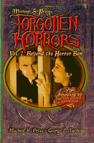 Forgotten Horrors Vol. 2: Beyond the Horror - Video Ban