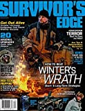 SURVIVOR'S EDGE MAGAZINE, HOW TO BEAT WINTER'S WRATH, WINTER, 2017