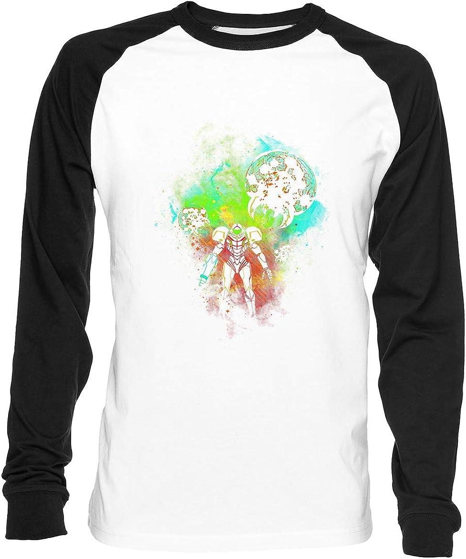 Generosidad Cazador de Espacio Hombre Mujer Unisex Camiseta De Béisbol Blanca Negra Womens Mens Unisex Baseball T-Shirt: Amazon.es: Ropa y accesorios