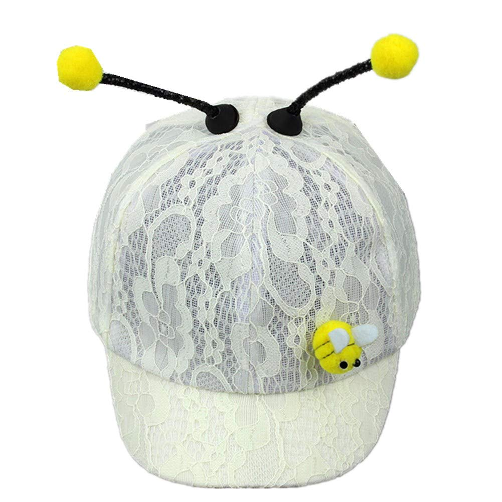 Seipe Little Boys Girls Summer Cartoon Animal Baseball Hat Sun Protection Trucker Hat