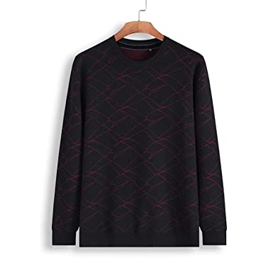 Men Plus Size Soft Cashmere Sweater Warm Fashion Novelty Christmas