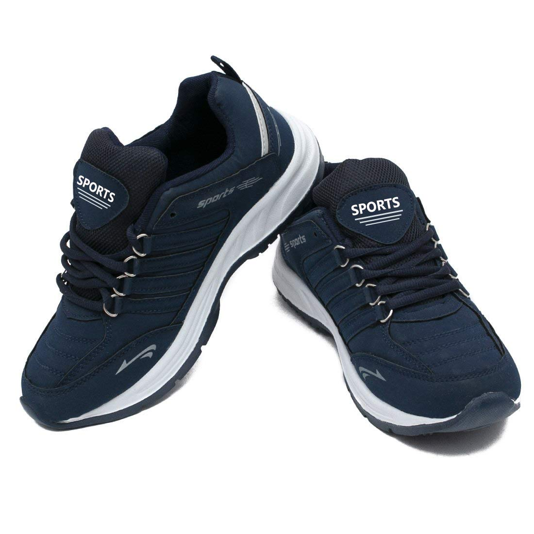2c154475aaa ETHICS Perfect Ultra Lite Sport Shoes for Men  Buy Online at Low Prices in  India - Amazon.in
