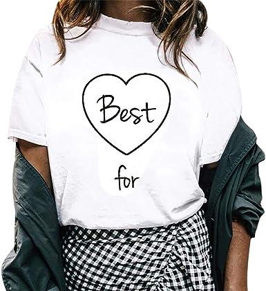 Vectry Camisetas Cortas Chica Camisetas con Volantes Mujer Camisas con Volantes Mujer Camisa Manga Volante Top Volantes Blusa Volantes Camisa De Volantes Vestido Volantes Camisetas: Amazon.es: Ropa y accesorios