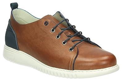 ON FOOT 8506 Marron Taille 44  40 EU EU  Baskets Homme  Bleu (Navy C00)  45 EU  Sneaker Homme - Gris - Carbone/Marrone GvpgFbu