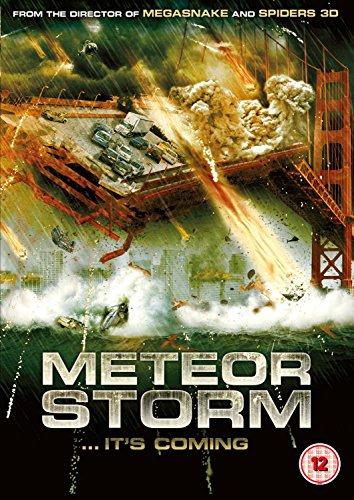 Meteor Storm [ NON-USA FORMAT, PAL, Reg.2 Import - United Kingdom - Meteor Usa